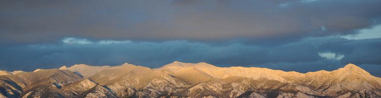 Gallatin Valley Mts